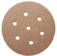 150 mm 7 hole Norton Beartex Discs. Hook and Loop back surface conditioning. Price per 10